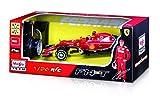 Maisto 581186 - Ferngesteuertes Modellauto 1:24 Ferrari F14T mit Fernando Alonso