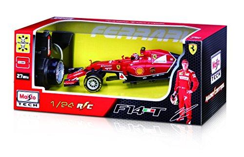 ferngesteuertes formel 1 auto Maisto 581186 - Ferngesteuertes Modellauto 1:24 Ferrari F14T mit Fernando Alonso