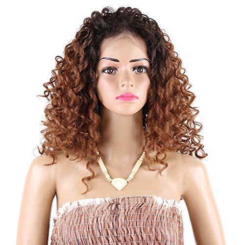 Mit Kostüm Lockenwicklern Perücken - Perücke für Erwachsene, Damen, langes lockiges Haar, Perücke