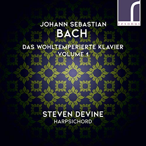 Das Wohltemperierte Klavier,Vol.1