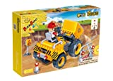 Creative Build & Play Toy. Fun Gift for Birthday or Xmas Age 4+ Number One Selling 103 Piece Dump Truck & 1 ToBee Mini Figure - Intergrate With Other Leading Brands