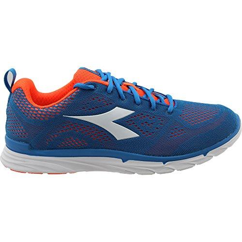 Diadora Arancio Trama Coronel Jogging 303 Man Scarpa Blu Re Il In Esecuzione Scarpe Sneaker Nj Blu aSapRxrq