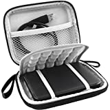 Stealodeal Hard Disk Case Cover for Seagate, Toshiba, WD, Sony, Transcend, Lenovo, HP & Hitachi 2.5 HDD External Hard Disk Co