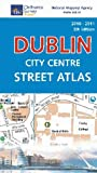 Dublin City Centre Pocket Street Atlas 1 : 10 000 (Irish Maps, Atlases and Guides)