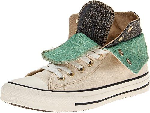 Converse Frauen Fashion Sneaker Beige Groesse 11 US /42 EU