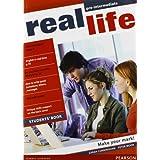 Real life. Build up to pre-intermediate. Con espansione online. Per le Scuole superiori