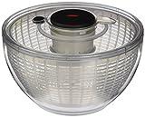 OXO 1060637, Centrifuga per insalata, diametro 26 cm, colore: Trasparente