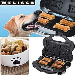 Melissa 16310189 Hunde-Kekse Maker Leckerli mit tollen Rezepten für Hundekuchen