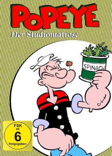 (Popeye - Der Studiomatrose/DVD)