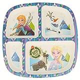 Disney Frozen Teller Bambusmotiven Geteilt of, Farbe (Stor st-01333)