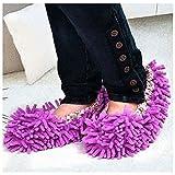 Dailyinshop Startseite Mopp Sweep Bodenreinigungstuch Tuch Hausarbeit Lazy Soft Slipper Schuhe