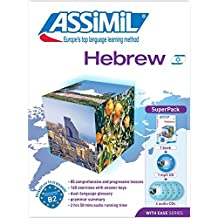 ASSiMiL Hebrew: Hebrew for English-speakers (With Ease Series)