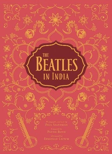 The Beatles In India por Paul Saltzman
