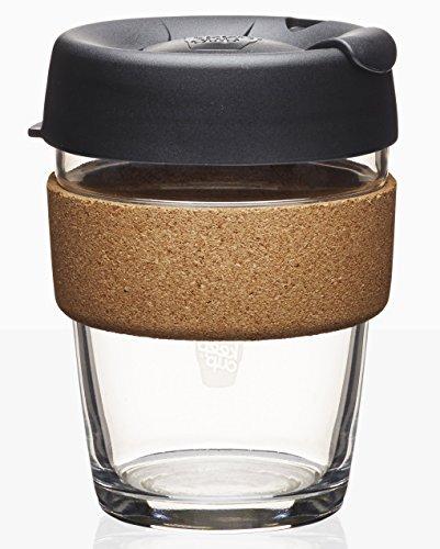 KeepCup–Tazza da viaggio, in vetro, per espresso, 350