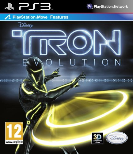 Ps3 Online Spiele ([UK-Import]Tron Evolution (Move Compatible) Game PS3)