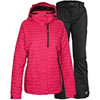 Killtec Skianzug Damen Funktionsjacke Malaya Pink Skihose Liska Schwarz Auswahl