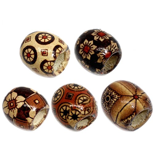 souarts-mixte-colore-perles-intercalaires-en-bois-lot-de-100pcs