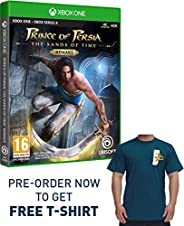 Prince of Persia: The Sands of Time Remake + Free T-Shirt