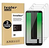 iVoler [3 Pack] Pellicola Vetro Temperato per Huawei Mate 10 Lite [Garanzia a Vita], Pellicola Protettiva, Protezione per Schermo
