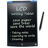 SinoPro 12 Zoll LCD schreiben Tablette Digital Handschrift Pad Zeichenbrett mit Stylus Eingebauter Knopf Batterie als Geschenk für Kinder, Designer, Lehrer, Schüler und Geschäft verwenden