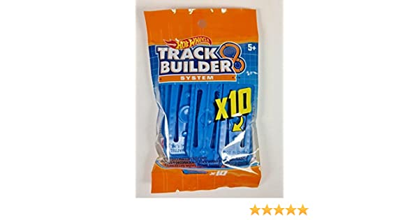 Hot Wheels Track Builder Flip Tower Stunt Replacement Track Connectors