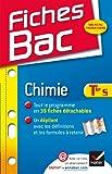 Telecharger Livres Fiches Bac Chimie Tle S Fiches de cours Terminale S (PDF,EPUB,MOBI) gratuits en Francaise