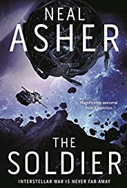 The Soldier (Rise of the Jain) (English Edition)