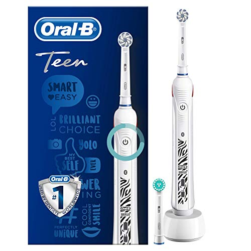Oral-B Smartseries Teen Cepillo Eléctrico con Tecnología de Braun