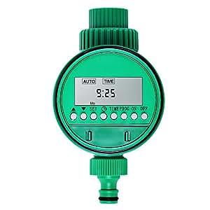 Gblife programmatore di irrigazione elettrico timer for Programmatore di irrigazione