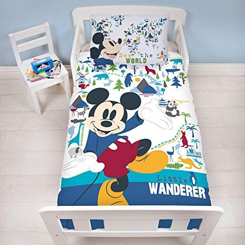 Mickey Mouse - Edredón Infantil