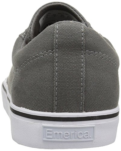 Emerica Grey-white Indicateur basse à chaussures Gris