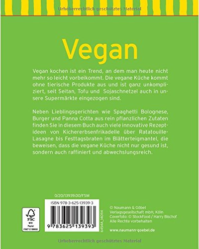 Vegan (Minikochbuch): Bewusst essen & geniessen - 2