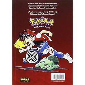 Pokémon. Rojo, verde y azul 1.