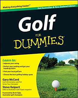 Golf For Dummies by [McCord, Gary, Keipert, Steve]