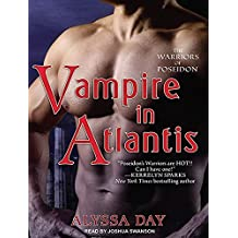 Vampire in Atlantis (Warriors of Poseidon) by Alyssa Day (2011-06-07)