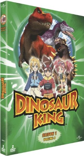 Dinosaur King - Saison 1 - Volume 4