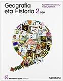 Geografía E Historia 2 Eso Navarra Euskera Zubia
