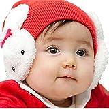 #6: Devil Kids Woollen rabbit baby cap (6 - 24 months)