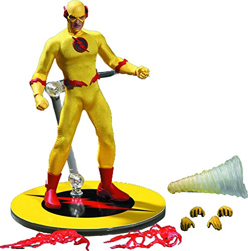 Mezco Toys one-12 Collective: DC HEROES: Reverse Flash Action Figur