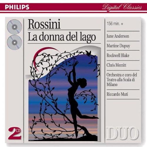 Rossini:la Donna Del Lago [Import anglais]