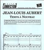 TEMPS A NOUVEAU - Guit Tab & Sol & Paroles (GUITAR CONNECTION) Transcription D Pochon (feuillet)