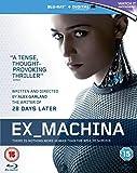 Ex Machina - Blu-ray - Ex_Machina / Blu-...