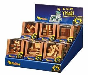 Philos-Spiele - Puzzle de 12 Piezas (Philos) (Importado)