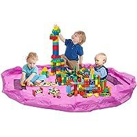 Desirabely Aufbewahrungsbox Cartoon Auto Shaped Aufbewahrung Muster Spielzeug Lagerung Tragbare Faltbare Aufbewahrungsbox Lagerung Hocker in Haus