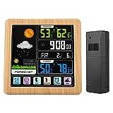 Best orologio Oregon Scientific ambiente Meteo - Stazione Meteo Automatica Digitale Wireless con Sensore Esterno Review