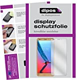dipos I 6X Schutzfolie klar passend für ZTE Blade V9 Vita Folie Bildschirmschutzfolie (3X Vorder- und 3X Rückseite)