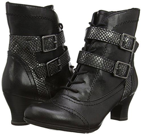 Jana 25103, Bottes femme Noir (Black 001)