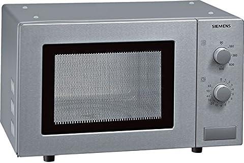 Siemens HF 12 M 540 Four à Micro Ondes Classique Pose Libre 17 L 800 W Inox