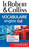 Le Robert & Collins Vocabulaire anglais