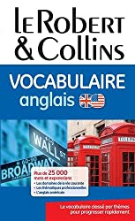 Le Robert & Collins Vocabulaire anglais